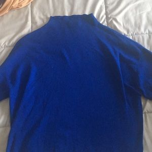 H&M Royal Blue Sweater